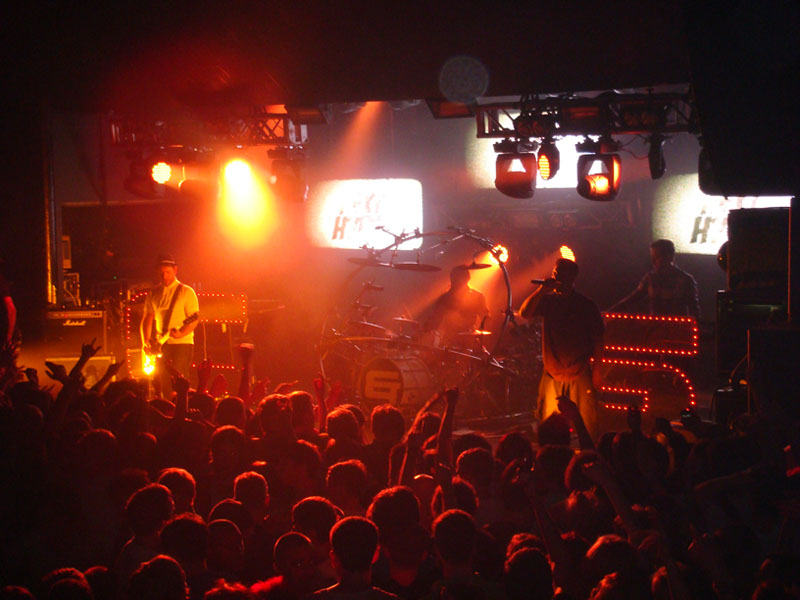 Accessory Freaks Go To See Chase And Status Supported By ...